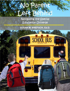 No Parent Left Behind - Book Cover