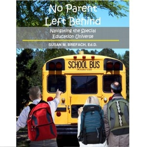No Parent Left Behind - Book Cover Square